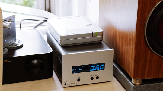 ONKYO UWL-1+Pro-Ject DAC Box DS b