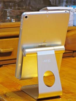 ATiC スマホ用&タブレット用スタンド アルミ製