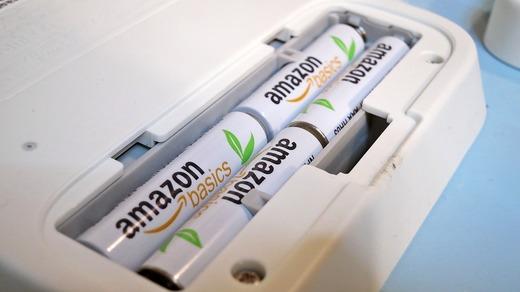 Amazon Basics単4ニッケル水素充電池