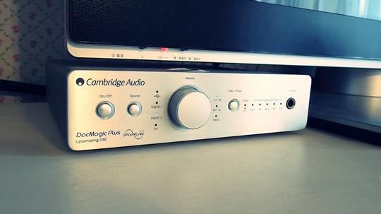 Cambridge Audio Azur DacMagic Plus 3
