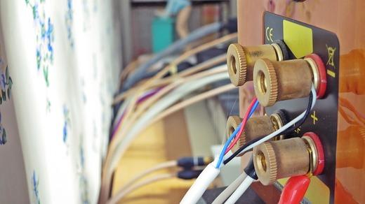 QUAD Lite-2 バイワイヤリング接続