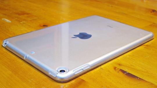 第5世代iPad mini シリコンソフトケース カバー