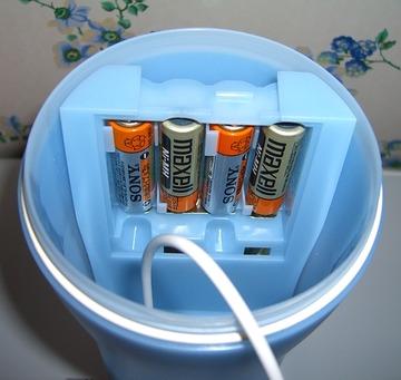 Ni-MHニッケル水素バッテリー