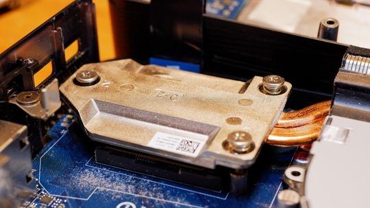 ASUS VivoMini VC65 CPUクーラー