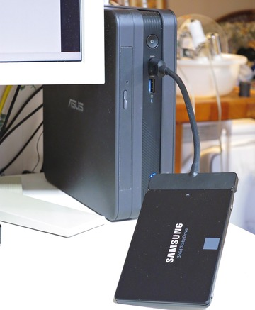Samsung Data Migration SSD