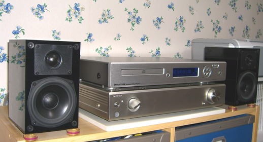 audiopro_image11&onkyo_a-1vl&creek_evolutioncd