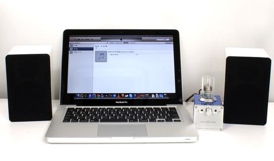 Miuaudio MKTP-2 desktop
