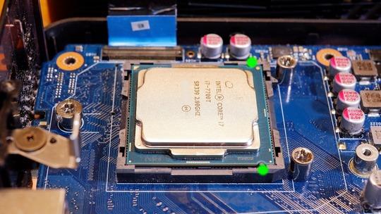 LGA1151ソケット Core i7-7700T
