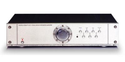 Musical Fidelity A3.2 インテグレーテッドアンプ