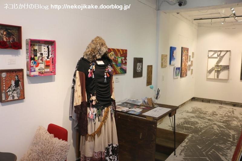 2019062911アートと音楽の展覧会 vol.01@pad gallery。2