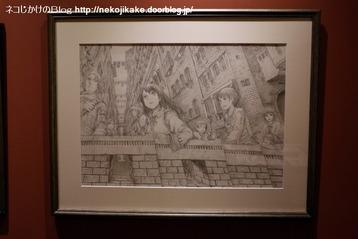 2015120505「祝祭の街 明・暗・素」展in京都。3