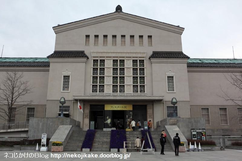 2019022703フェルメール展@大阪市立美術館。