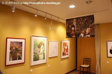 2015120510「祝祭の街 明・暗・素」展in京都。8