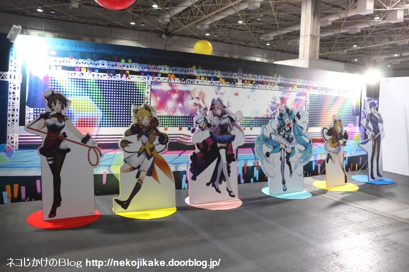 2019080910マジカルミライ2019OSAKA企画展day1。4