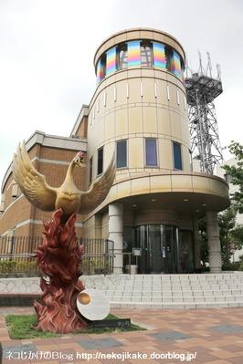 2017072802初音ミク×手塚治虫展@ 宝塚市立手塚治虫記念館。1