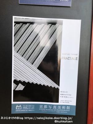 2020102515写真展「fractale」・「Cat・Cat」@京都写真美術館_ギ3