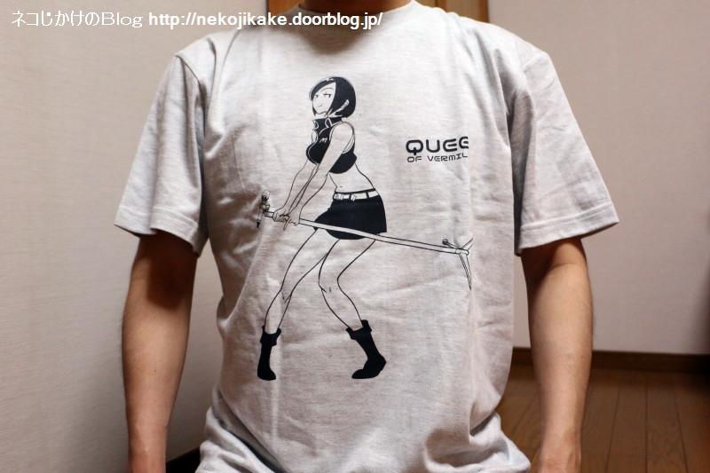 2017070820日暮里×korbyコラボMEIKOTシャツ。