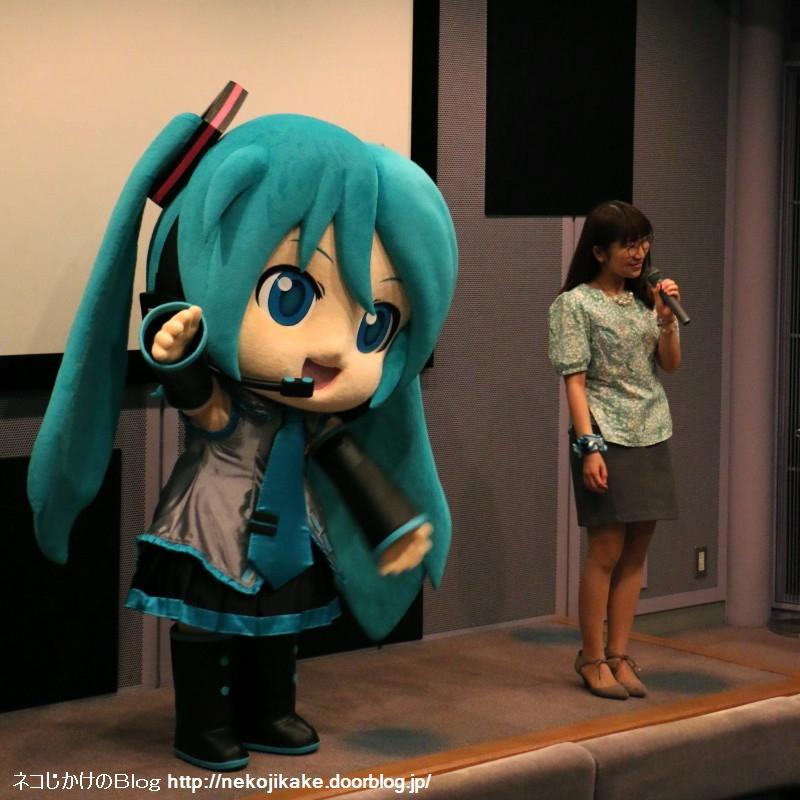2017092417「ミクダヨー」握手&撮影会@宝塚市立手塚治虫記念館。7