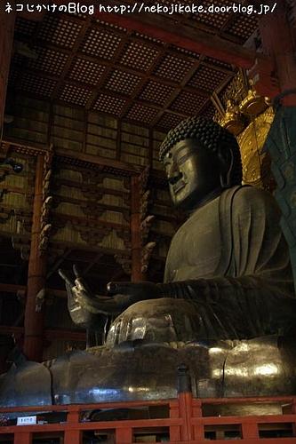 奈良の大仏2。