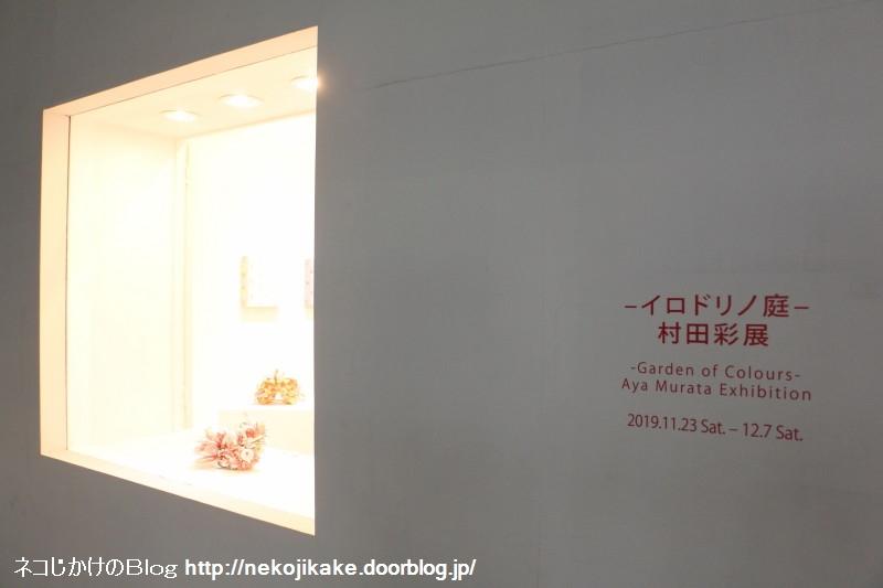 2019112904-イロドリノ庭- 村田彩展@YOD Gallery