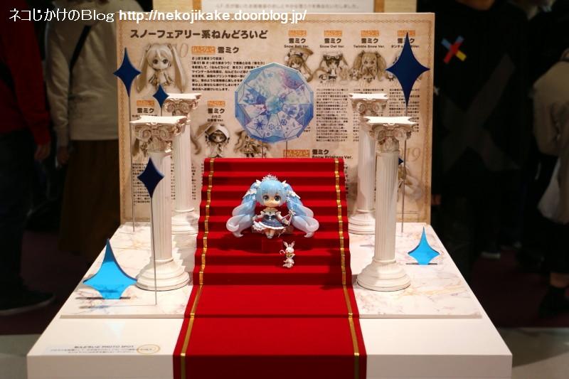2019110932ねんどろいど1000番記念展示会@アキバCOギャラリー。10