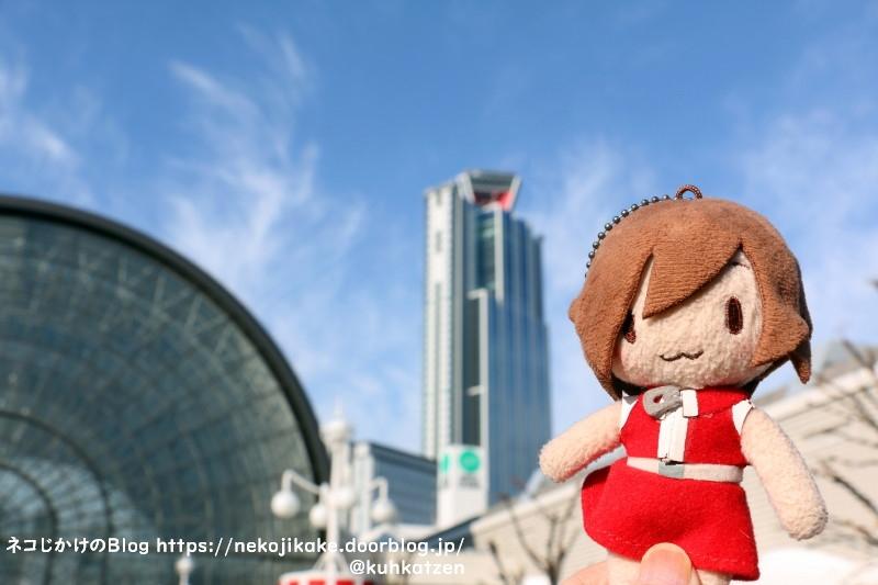 2020112704インテックス大阪へ行ってきました。1日目。2