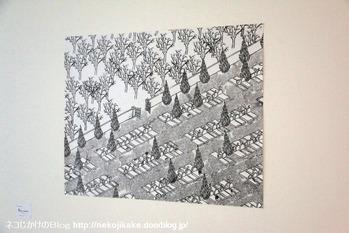 2018102006ブノワ・ブロワザ展@ギャラリーヤマキファインアート。4