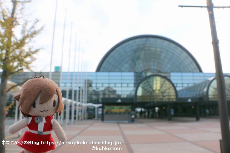2020112703インテックス大阪へ行ってきました。1日目。1