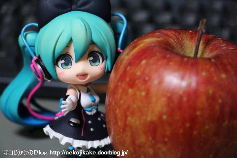 2018121105一日一個の林檎は医者知らず。2