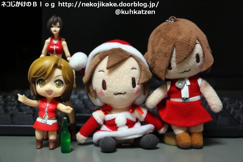 2019122502メリークリスマス! MEIKOさん。