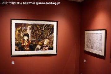 2015120506「祝祭の街 明・暗・素」展in京都。4