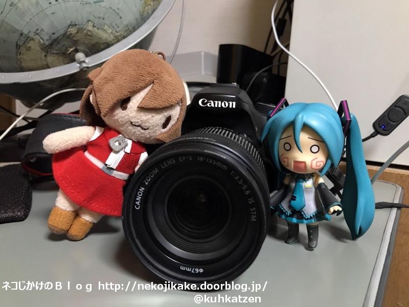 2020031105被写体としてのカメラ。