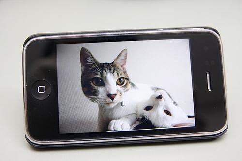 iPhoneの活用法を考える。