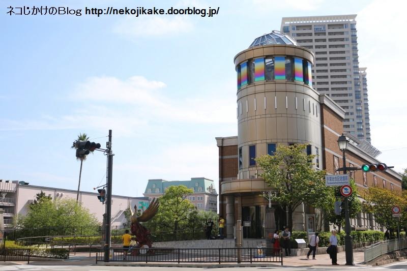 2017092403初音ミク×手塚治虫展@宝塚市立手塚治虫記念館。1