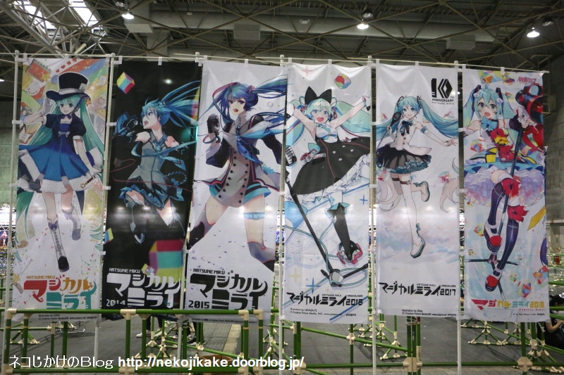 2019081013マジカルミライ2019 OSAKA 企画展day2。11