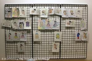 2017072808初音ミク×手塚治虫展@ 宝塚市立手塚治虫記念館。7