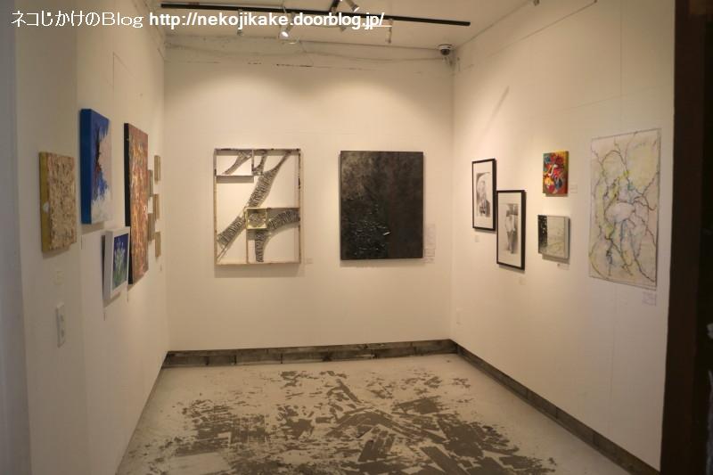 2019062912アートと音楽の展覧会 vol.01@pad gallery。3