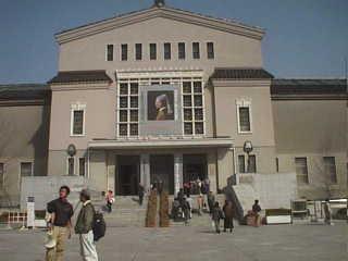 20000413フェルメールとその時代@大阪市立美術館
