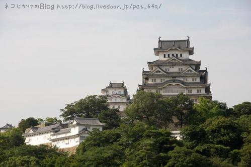 姫路に行ったら。その1 姫路城天守閣