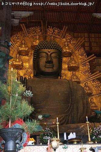 奈良の大仏1。