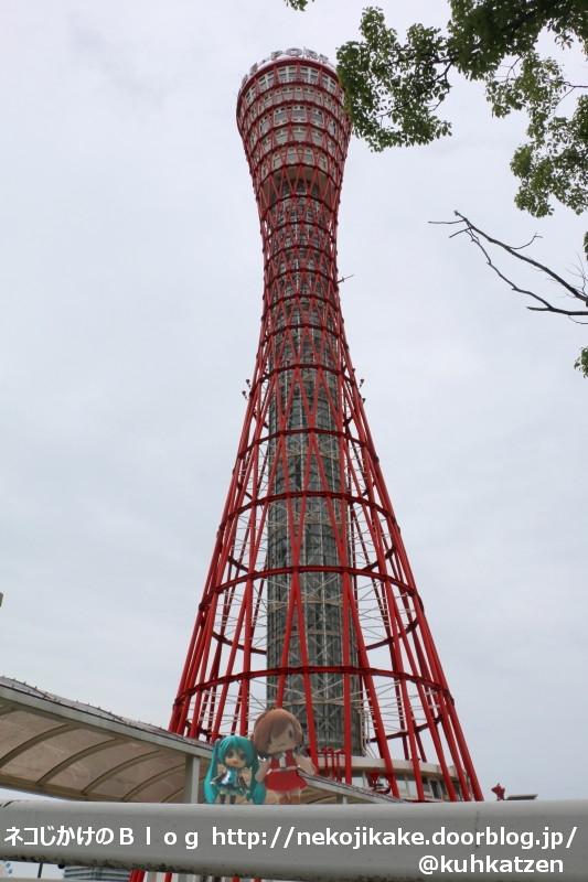 2020071215目指すは港の赤い塔。