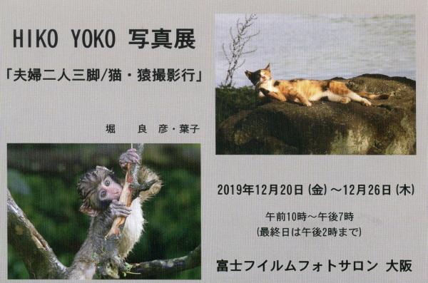 2019122102HIKO YOKO 写真展@富士フイルムフォトサロン大阪。1