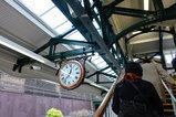 At Colindale Station