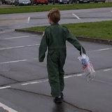 RAF boy