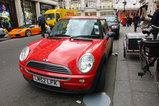 mini in London