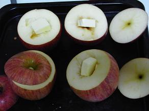 RIMG1366焼きリンゴ1