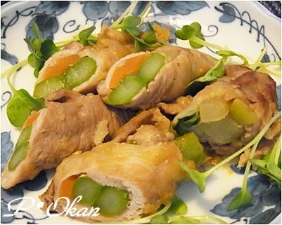 page豚肉ロール