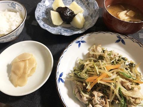 夕食IMG_6607