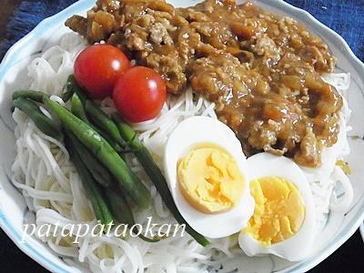 ジャージャー麺page