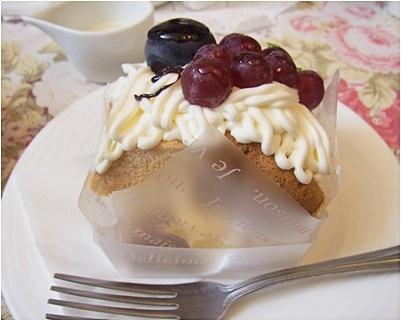 pageブドウケーキ